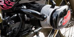 Двигатель Сталинец-1100